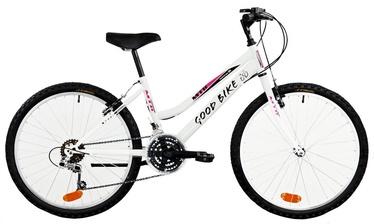 """Jalgratas Bottari Good Bike 77304 MTB 24"""" White"""