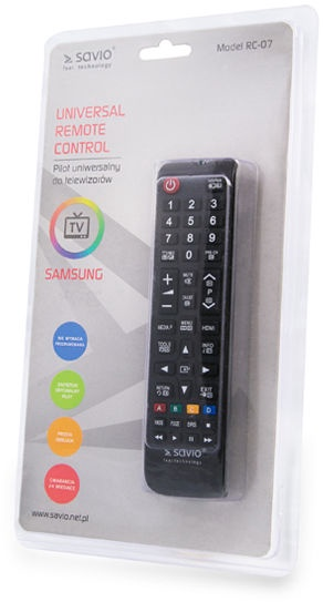 Savio RC-07 Samsung Remote