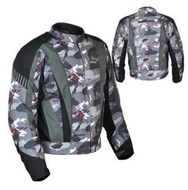 Nazran Sport Line BlkGreyCamo Jacket 786-9009-A L