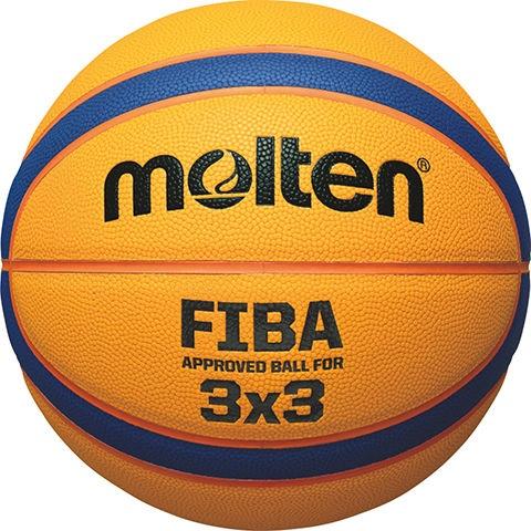 Korvpalli pall Molten FIBA 3x3, 6