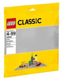 LEGO Classic Baseplate 10701 Gray