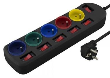 Esperanza Power Cord Black 1.5m