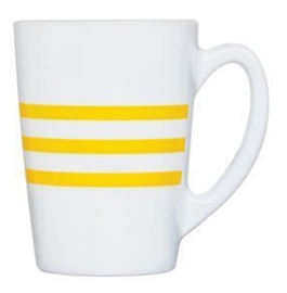 Luminarc Harena Colorama Cup 320ml White Yellow