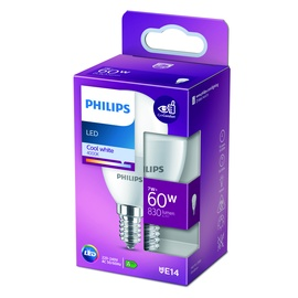 Philips Light Bulb P48 E14 7W
