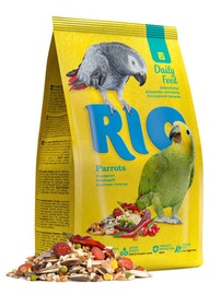 Mealberry Rio Daily Feed For Parrots 1kg