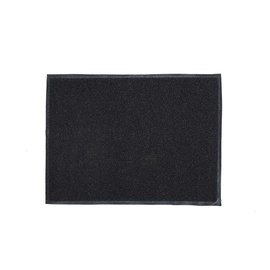 Uksematt Black, 60 x 80 cm