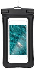 TakeMe Universal Waterproof Air Case For Mobile Devices 6'' Black