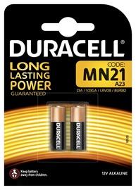 Duracell Alkaline Long Lasting Power Batteries 2x MN21