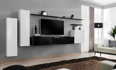 ASM Switch I Wall Unit Black/White