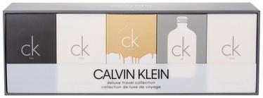 Komplekt naistele Calvin Klein Deluxe Travel Collection 5x10 ml Unisex