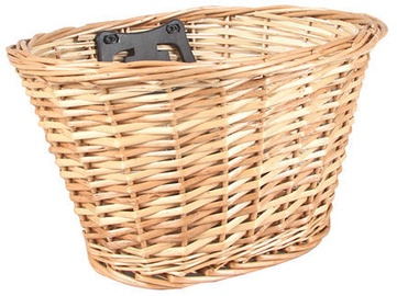 Good Bike Willow Dual Basket Brown With Quick Release