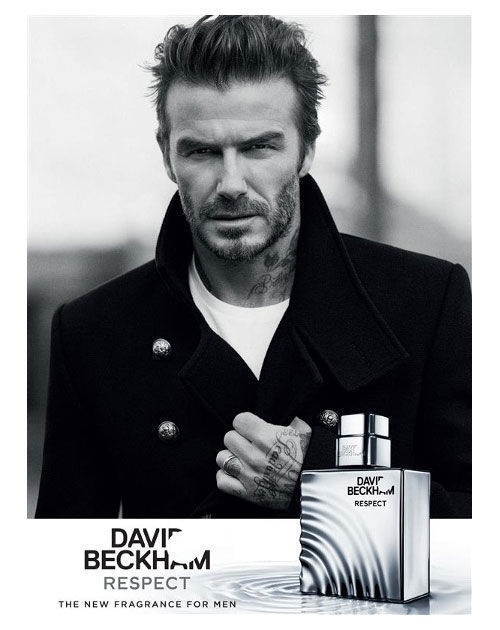 David Beckham Respect Parfum Deodorant Spray 75ml