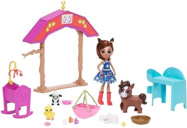 Nukk Mattel Enchantimals Barnyard Nursery GJX23