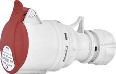 Eti 5 Pin Industrial Socket ES3253 5x32A 004482005