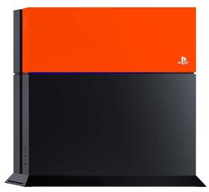 Sony Custom Faceplate HDD Cover Orange