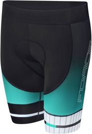 Force Dash Lady Bibshorts Turquoise/Black L