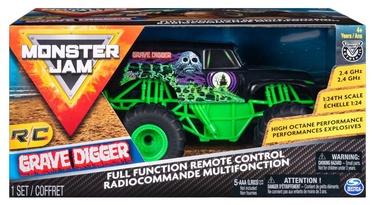 Monster Jam 1:24 Monster Grave Digger Truck