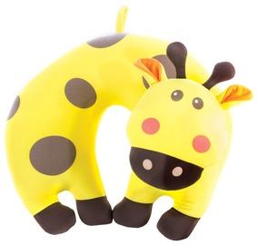 Spokey Bambini Travel Pillow Yellow/Black 839568