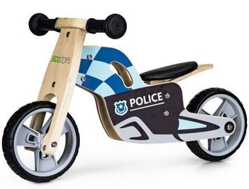 Tasakaaluratas EcoToys Police, sinine