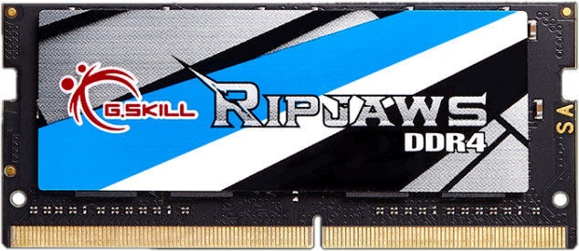 G.SKILL Ripjaws 16GB 2133MHz CL15 DDR4 SODIMM F4-2133C15S-16GRS