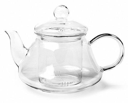 Fissman Tea Pot With Glass Infuser 800ml