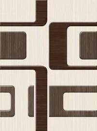 Golden Tile Velvet Tile Decor 25x33cm Beige