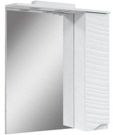 Шкаф для ванной Sanservis Atlanta-60 with Mirror White 60x81.5x17cm