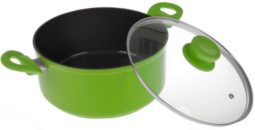 Lamart Ceramic Pot 4.3l 24cm Green