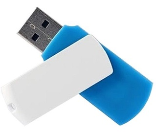USB флеш-накопитель Goodram Colour White/Blue, USB 2.0, 128 GB