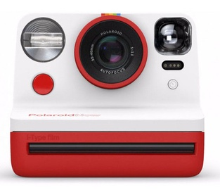 Polaroid Now Instant Camera Red