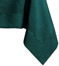 AmeliaHome Gaia Tablecloth Bottlegreen 110x110cm