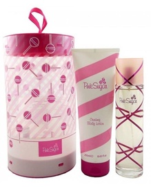 Aquolina Pink Sugar 100ml EDT + 250ml Body Lotion