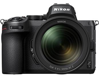 Nikon Z5 + Nikkor Z 24-70mm f/4 S Black