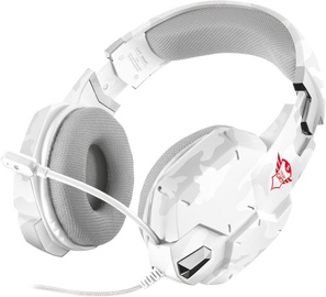 Trust GXT 322W Carus Gaming Headset Snow Camo