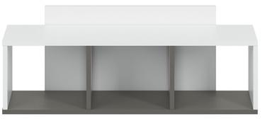 Комплект мебели для детской комнаты ML Meble Traffic White
