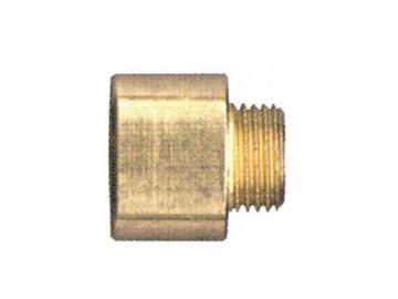 """TDM Brass 600.61/111 Adapter V/I 1/2""""x3/8"""""""