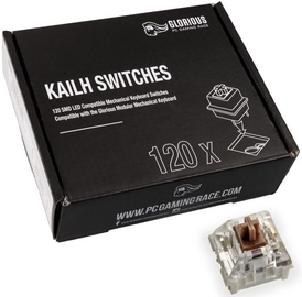 Glorious PC Gaming Race Kailh Speed Bronze Switches 120pcs