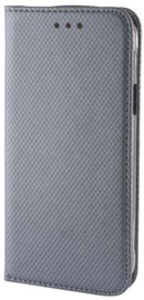 Mocco Smart Magnet Book Case For Apple iPhone 7/8 Silver