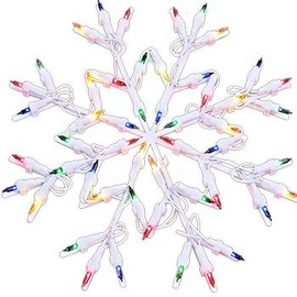 Diana Snowflake Decor 50 LED