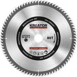 Kreator Sawblade 254x30x3mm 80T