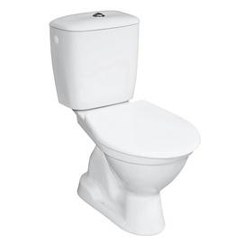 WC-pott Jika Norma H8602710007871, kaanega, 360x640 mm