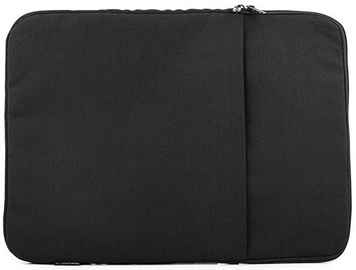 Logic Concept Plush Laptop Sleeve 15.6'' Black