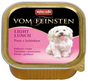 Animonda Vom Feinsten Light Lunch Turkey & Ham 150g