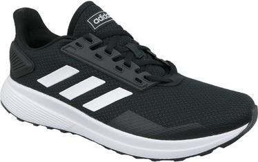 Adidas Duramo 9 BB7066 Black White 45 1/3