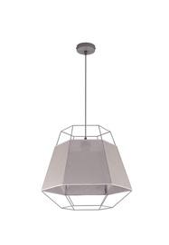 TK Lighting Cristal 1801 60W E27 Grey