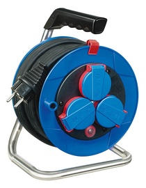 Brennenstuhl Cable Reel 1072210 3 Sockets 15m