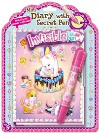 Pulio Pecoware Diary With Secret Pen 501SK Cat