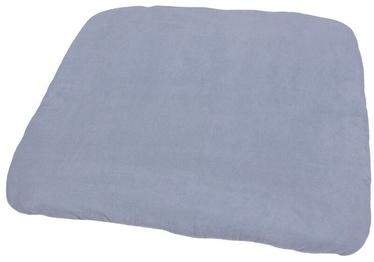 Mähkimismati kate Lulando Terry M, 65x40 cm, valge/hall