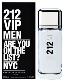 Carolina Herrera 212 VIP Men 200ml EDT