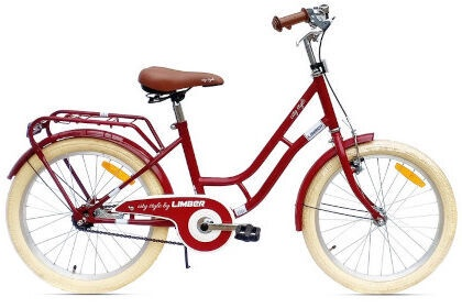 "Jalgratas Monteria Limber 20 Kids Red, 20"""